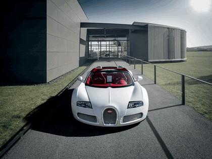 2012 Bugatti Veyron Grand Sport Vitesse Wei Long 4