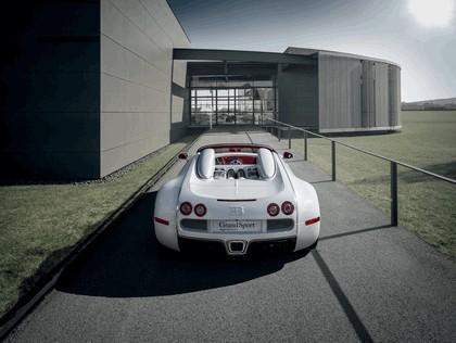 2012 Bugatti Veyron Grand Sport Vitesse Wei Long 5