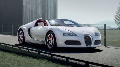 2012 Bugatti Veyron Grand Sport Vitesse Wei Long 2