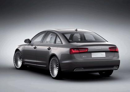 2012 Audi A6 L e-Tron concept 2