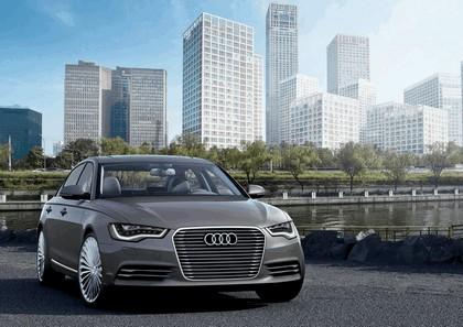 2012 Audi A6 L e-Tron concept 4