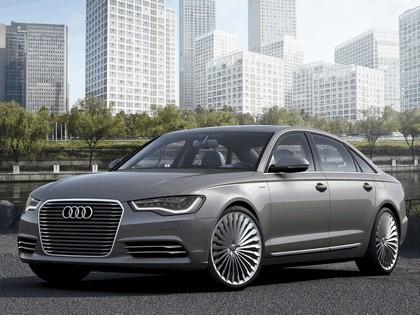 2012 Audi A6 L e-Tron concept 6