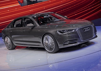 2012 Audi A6 L e-Tron concept 10
