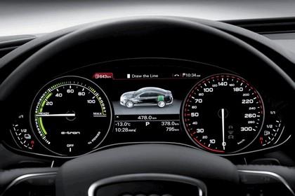 2012 Audi A6 L e-Tron concept 19