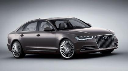 2012 Audi A6 L e-Tron concept 5
