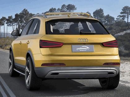 2012 Audi Q3 jinlong yufeng 11