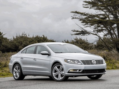 2012 Volkswagen CC - USA version 1