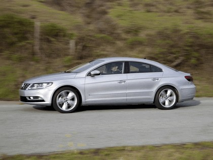 2012 Volkswagen CC - USA version 4
