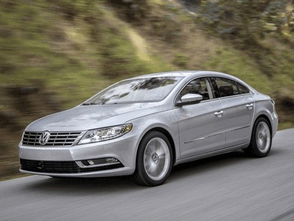 2012 Volkswagen CC - USA version 5