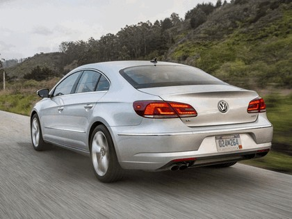 2012 Volkswagen CC - USA version 8