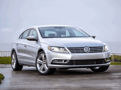 2012 Volkswagen CC - USA version 9