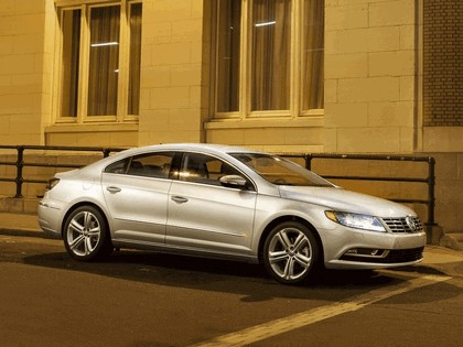2012 Volkswagen CC - USA version 11