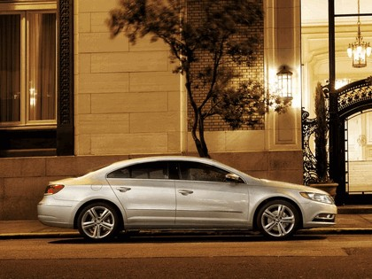 2012 Volkswagen CC - USA version 12