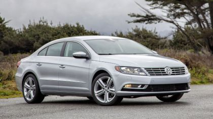 2012 Volkswagen CC - USA version 7