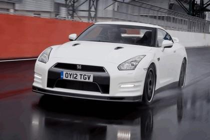 2012 Nissan GT-R ( R35 ) track pack - UK version 2
