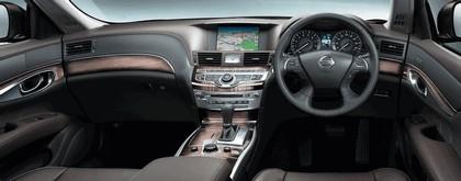 2012 Nissan Cima Hybrid ( HGY51 ) 24