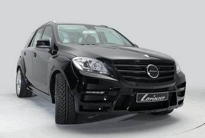 2012 Mercedes-Benz ML-klasse ( W166 ) by Lorinser 1