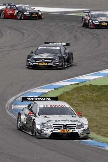 2012 Mercedes-Benz C-klasse coupé DTM - Hockenheim 6