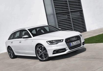 2012 Audi S6 Avant 1