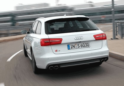 2012 Audi S6 Avant 2
