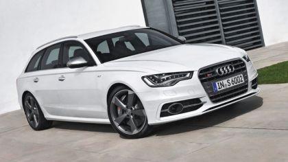 2012 Audi S6 Avant 3