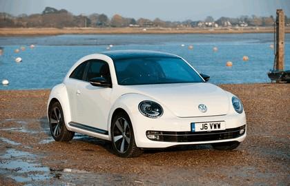 2011 Volkswagen Beetle - UK version 1