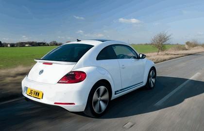 2011 Volkswagen Beetle - UK version 24