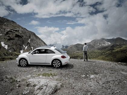 2011 Volkswagen Beetle - UK version 35