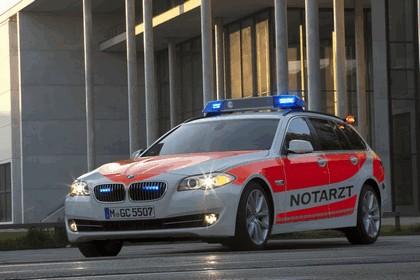 2012 BMW 5er ( E61 ) paramedic vehicle 1