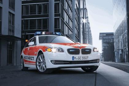 2012 BMW 5er ( E61 ) paramedic vehicle 2