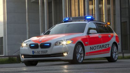 2012 BMW 5er ( E61 ) paramedic vehicle 8