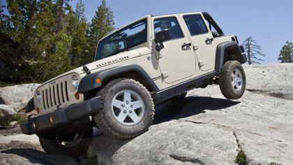 2012 Jeep Wrangler Unlimited Rubicon 3