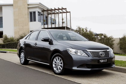 2012 Toyota Aurion AT-X 1