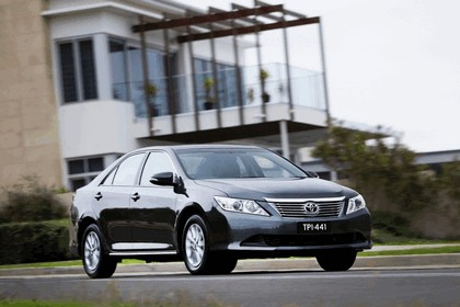 2012 Toyota Aurion AT-X 2