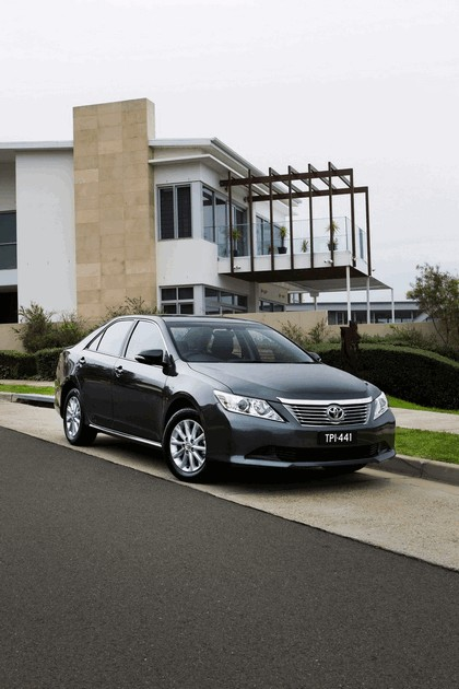 2012 Toyota Aurion AT-X 3