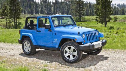 2012 Jeep Wrangler Sahara 4