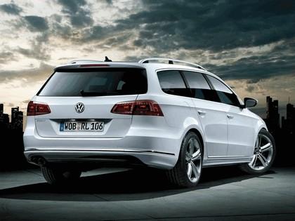 2012 Volkswagen Passat Variant R-Line 2