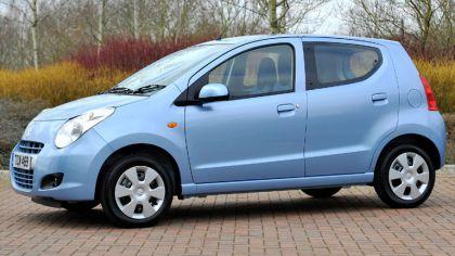 2012 Suzuki Alto Play - UK version 5