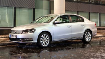 2010 Volkswagen Passat - UK version 8