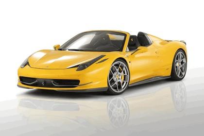 2012 Ferrari 458 Italia spider by Novitec 1