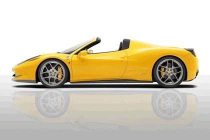 2012 Ferrari 458 Italia spider by Novitec 2