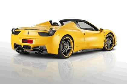 2012 Ferrari 458 Italia spider by Novitec 3