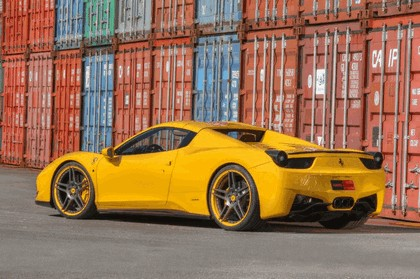2012 Ferrari 458 Italia spider by Novitec 11