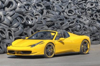 2012 Ferrari 458 Italia spider by Novitec 15