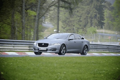 2012 Jaguar XJ Sport - Nurburgring taxi 1
