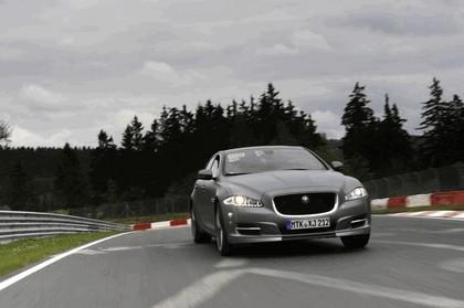 2012 Jaguar XJ Sport - Nurburgring taxi 2