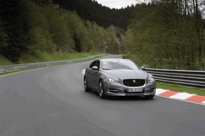 2012 Jaguar XJ Sport - Nurburgring taxi 3