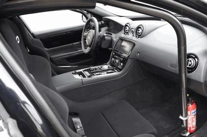2012 Jaguar XJ Sport - Nurburgring taxi 4