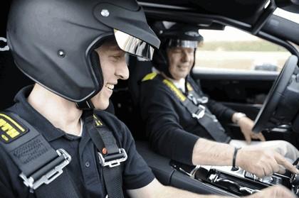 2012 Jaguar XJ Sport - Nurburgring taxi 6