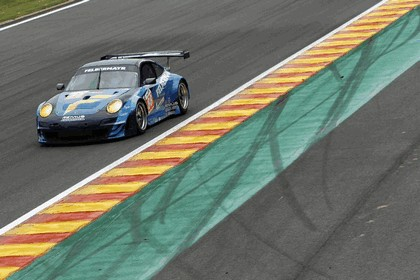 2012 Porsche 911 ( 997 ) GT3 RSR - Spa-Francorchamps 8